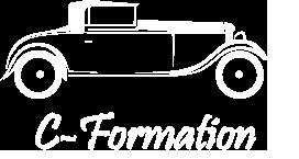 logo Christophe formation