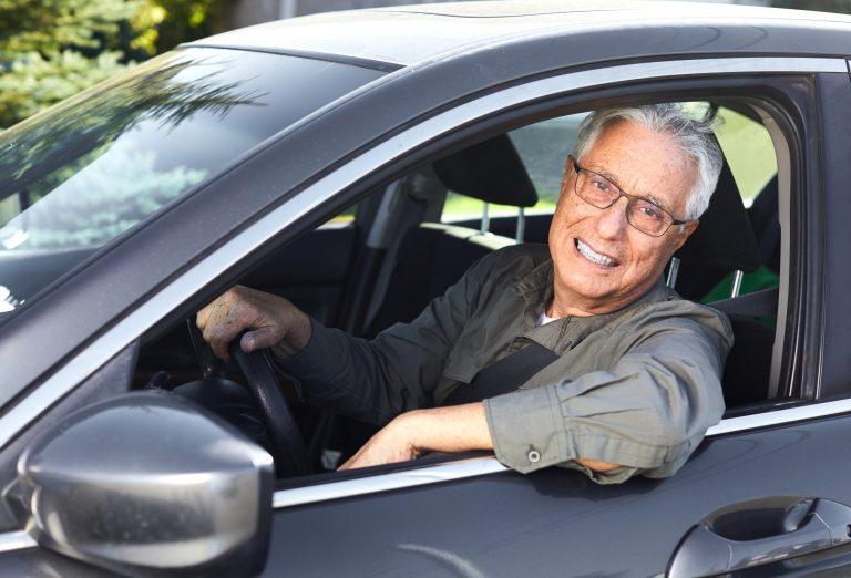 Tendance : stages de conduites pour seniors